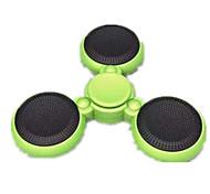 Fidget Spinner Hand Spinner Toys Tri-Spinner LED Spinner Toys Metal EDCBluetooth Speaker Stress and Anxiety Relief Office Desk Toys for