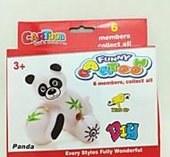 Giocattoli carica a molla Gatto Scimmia Orso Plastica Unisex Bambino (1-3 anni) 0-6 mesi 6-12 mesi 1-3 anni 3-6 anni
