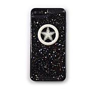 Pour Apple iphone 7 plus 7 housse glitter shin pattern back case étui géométrique motif silicone doux pour iphone 6s plus 6 plus 6 6s