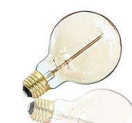 1pcs g95 40w z lámpara de filamento e27 lámpara de incandescencia lámpara de centelleo decorativa lámpara de centelleo ed110-130v