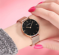 Women's Fashion Watch Wrist watch Digital Alloy Band Gold
