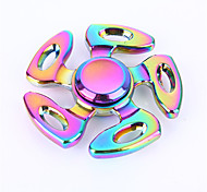 Hand Spinner Toys Novelty Aluminum Alloy EDC Stress and Anxiety Relief