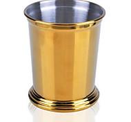 В помещении На каждый день Стаканы, 400 Нержавеющая сталь Сирень-розовый Светло-коричневый Бутылки для воды