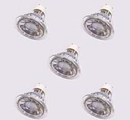 5W LED Spot Lampen 1 COB 420 lm Warmes Weiß Weiß V 5 Stück
