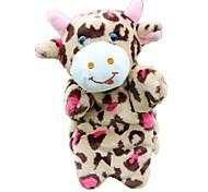 Dolls Cow Plush Fabric