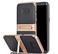 For Samsung Galaxy J5 (2016) J3 (2016) Case Cover The with Stand TPU with Plastic Frame for J3 (2017) J7 J5 J2 Prime J7 (2016)