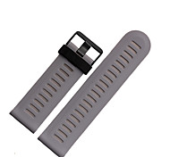 For Garmin Fenix3 ZETHYDUM Watch Band Strap Solid color Silicone  Sport Band