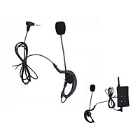 Мотоцикл VNETPHONE Referee Headset Висячий стиль уха