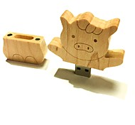 16gb usb flash drive stick memory usb lecteur flash en bois