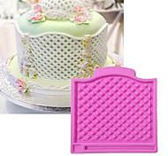 Декорирование Инструмент Кружева Цветы Для торта Для Кекс силиконовый Сделай-сам День рождения Праздник День Святого Валентина