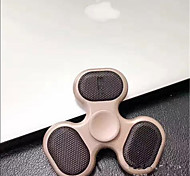 Outdoor Fidget Spinner Speaker LED Bluetooth Speaker Hand Speaker Support Micro SD
