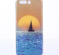 Housse de protection pour housse de navigation Blue Huawei p10 tpu Blue Sea