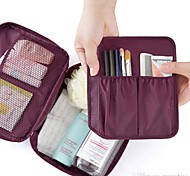 Portal Packing Organizer Cosmetic Bag Women Makeup Bag Hanging Toiletries Travel Kit Jewelry Organizer