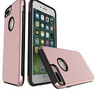 Для яблока iphone 7 плюс iphone 6s 6 плюс iphone se 5s 5 корпус покрывает пластик с корпусами tpu