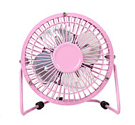 Mini USB Fan with Adjustable Angles for Offices and Homes