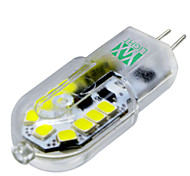 3W Luces LED de Doble Pin T 18 SMD 2835 200-300 lm Blanco Cálido Blanco Fresco Blanco Natural V 1 pieza