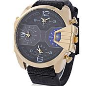 Hombre JuventudReloj Deportivo Reloj Militar Reloj de Vestir Reloj de Moda Reloj de Pulsera Reloj Pulsera Reloj creativo único Reloj