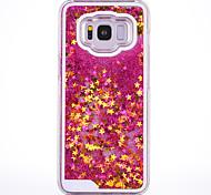 Чехол для samsung galaxy s8 s8 плюс чехол чехол цвет маленький звезда серия шт материал флэш-порошок мобильный телефон случай