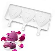 Формы для пирожных Для торта Силиконовые День Святого Валентина Праздник Высокое качество Свадьба