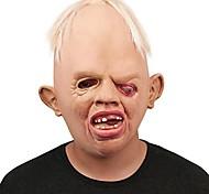 Высокое качество ужасные монстры взрослые латексные маски полное лицо дышащая хэллоуин маскарад маска причудливый костюм участник косплей