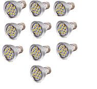 6W Focos LED 15 SMD 5630 700 lm Blanco Cálido AC 85-265 V