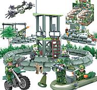 Конструкторы Обучающая игрушка Для получения подарка Конструкторы Танк Боец 6 лет и выше Игрушки