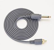 Cable elástico de silicona rca