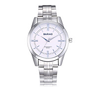 2017 New Quality Fashion Wrist Watch Quartz Water Proof Stainless Steel Band For Women or Men