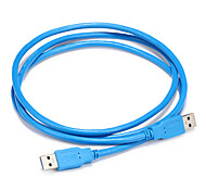 USB 3.0 Кабель, USB 3.0 to USB 3.0 Кабель Male - Male 1.5M (5Ft)