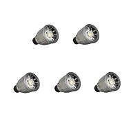 7W LED Spot Lampen 1 COB 780 lm Warmes Weiß Kühles Weiß Abblendbar V 5 Stück