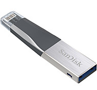 Sandisk sdix40n 32g otg usb3.0 relâmpago mfi certificado flash drive u disco para iphone ipad pc mac