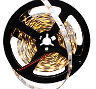 36W Tiras LED Flexibles 3500-3600 lm DC12 V 5 m 300 leds Blanco cálido Blanco