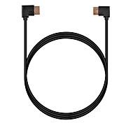 Cwxuan HDMI 1.4 Cavi, HDMI 1.4 to HDMI 1.4 Cavi Maschio/maschio 1080P Rame placcato oro 1.8M (6 piedi)