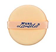 1 pcs Powder Puff/Beauty Blender Others Round Liquid Cream Powder