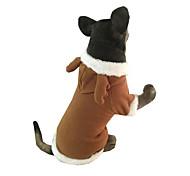 Perro Disfraces Ropa para Perro Navidad Navidad