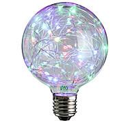 2W Круглые LED лампы 25 Dip LED 100-200 lm Тёплый белый RGB Декоративная V 1 шт.