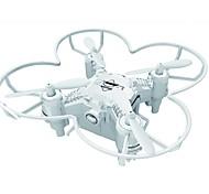 Drohne 124+ 4 Kanäle 6 Achsen - LED - Beleuchtung Ein Schlüssel Für Die Rückkehr Kopfloser Modus 360-Grad-Flip FlugFerngesteuerter