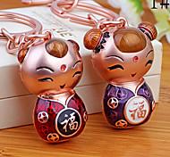 Пара мешок / телефон / брелок шарм мультфильм игрушка корея стиль цинковый сплав