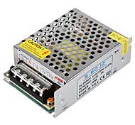 Hkv® 1шт мини универсальный регулируемый импульсный источник питания электронный трансформатор выход dc 12v 5a 60w вход переменного тока