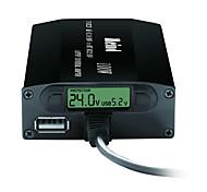 Универсальный адаптер для ноутбука с двойным использованием 505k-100w со светодиодным дисплеем show voltage