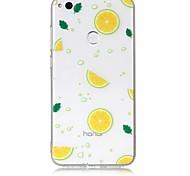 Чехол для huawei p10 p10 lite кейс чехол для фруктов образец чувство лак рельеф высокое проникновение tpu материал телефон чехол для