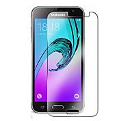 Закаленное стекло Защитная плёнка для экрана для Samsung Galaxy J3 (2016) Защитная пленка для экрана HD Уровень защиты 9H 2.5D