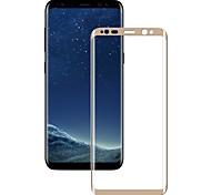 Закаленное стекло Защитная плёнка для экрана для Samsung Galaxy S8 Plus Защитная пленка на всё устройство 2.5D закругленные углы
