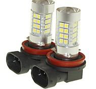 Sencart 2шт h11 pgj19-2 противотуманные фары с лампой (белый / красный / синий / теплый белый) (dc / ac9-32v)