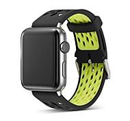 Спортивный силиконовый ремешок для браслета для часов с часами для мужчин и женщин 38/42 мм браслет для наручных часов браслет для серии