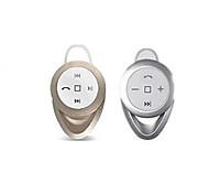 Bluetooth v4.0-вкладыши стерео наушники с микрофоном для 6/5 / 5s Samsung s4 / 5 Htc Л.Г. и др