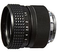 m2514 25-миллиметровый объектив для видеофильма f1.4 tv и комплект адаптера объектива для фотокамер ommpus panasonic mft micro 4/3 m43