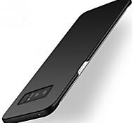 для крышки корпуса матовая задняя крышка корпус сплошной цвет твердый шт для Samsung примечание 8 примечание 5 примечание 4 примечание 3