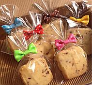 50Шт./набор Файлы cookie Бабочка Торты Для приготовления пищи Посуда Для Cookie Пластик День Святого Валентина День Благодарения Своими