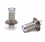 2x 11w samsung led h7 6000k светодиодный фонарик комплект лампочка ближний свет светодиодный фонарик комплект